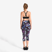 Winehouse MaxFit Capri - Lotus Leggings