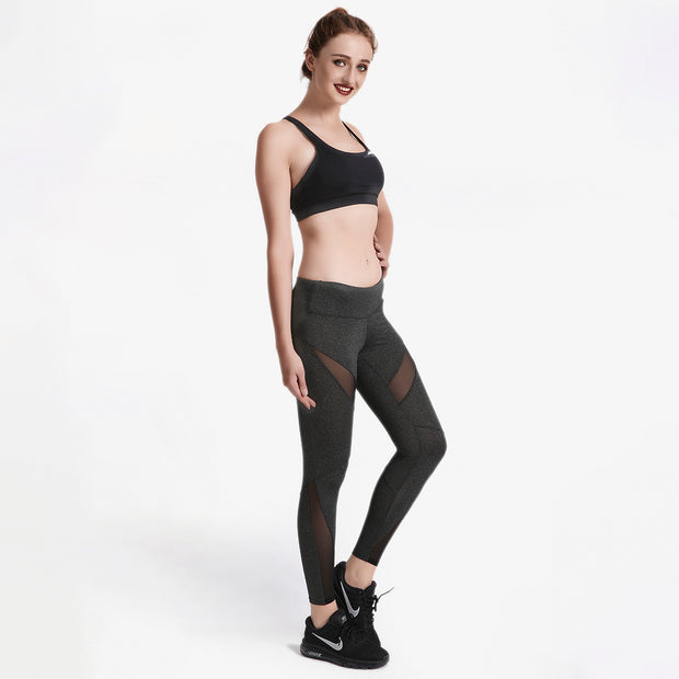 Charcoal MaxSwipe Leggings