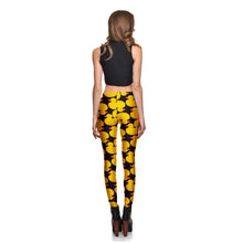Rubber Ducky Leggings - Lotus Leggings