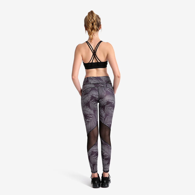 Black Jungle MaxLite Leggings - Lotus Leggings