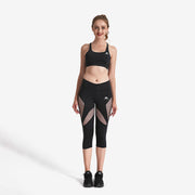 Total Blackout MaxFit Capri - Lotus Leggings