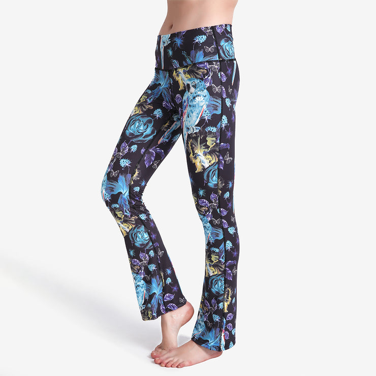 Twilight Owl Hippy Leggings