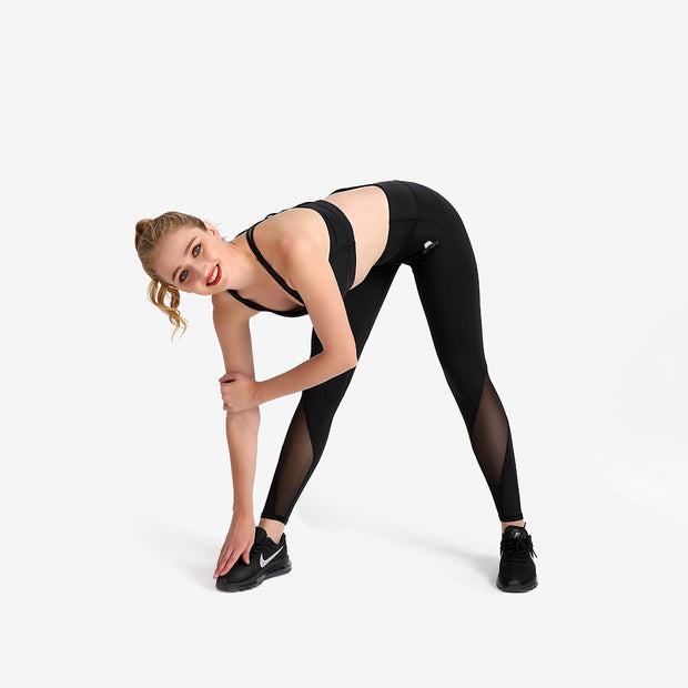 Total Blackout MaxLite Leggings - Lotus Leggings
