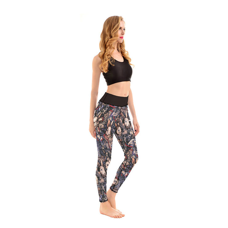 LOTUSX™ Wabbit Leggings