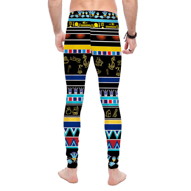 Retro Traveler Leggings