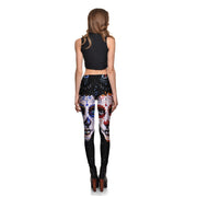 Skeleton Princess Leggings - Lotus Leggings