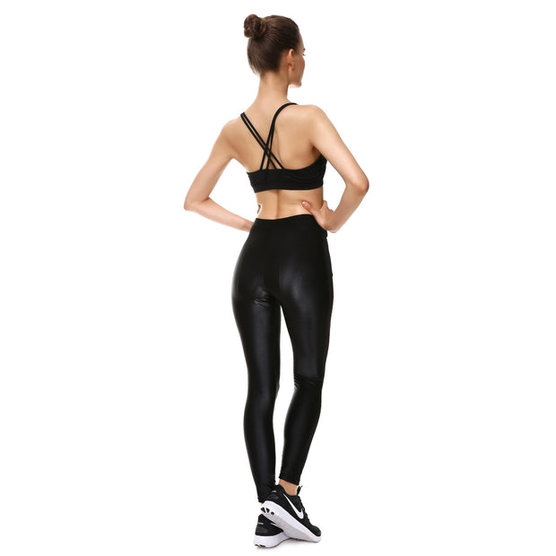 Blackout Reveal Mesh Leggings - Lotus Leggings