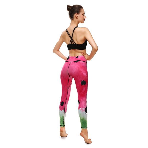 LotusX™ Wacky Watermelon Leggings - Lotus Leggings