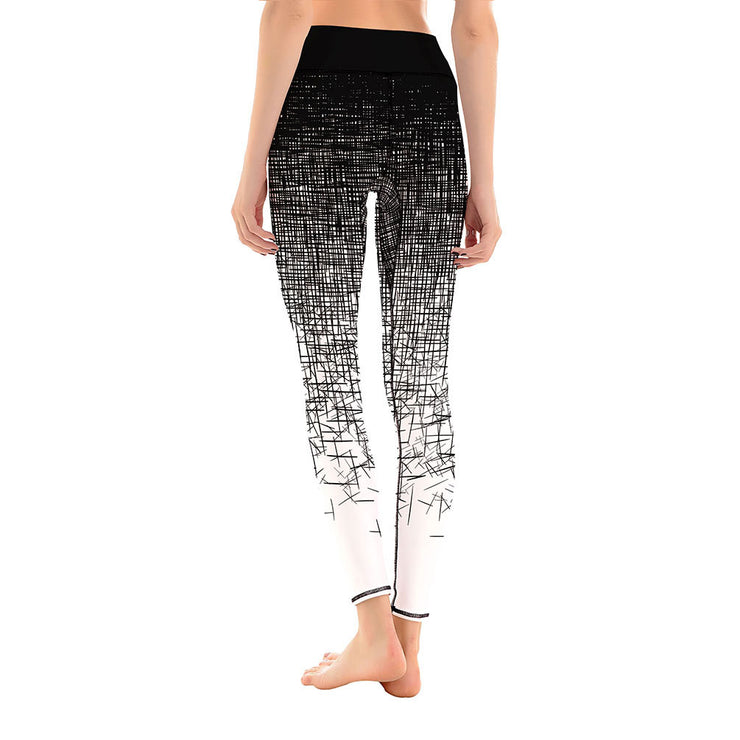 LotusX™ Falling Lines Leggings