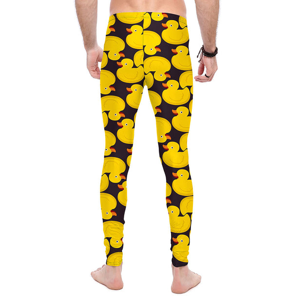 RUBBER DUCKY LEGGINGS