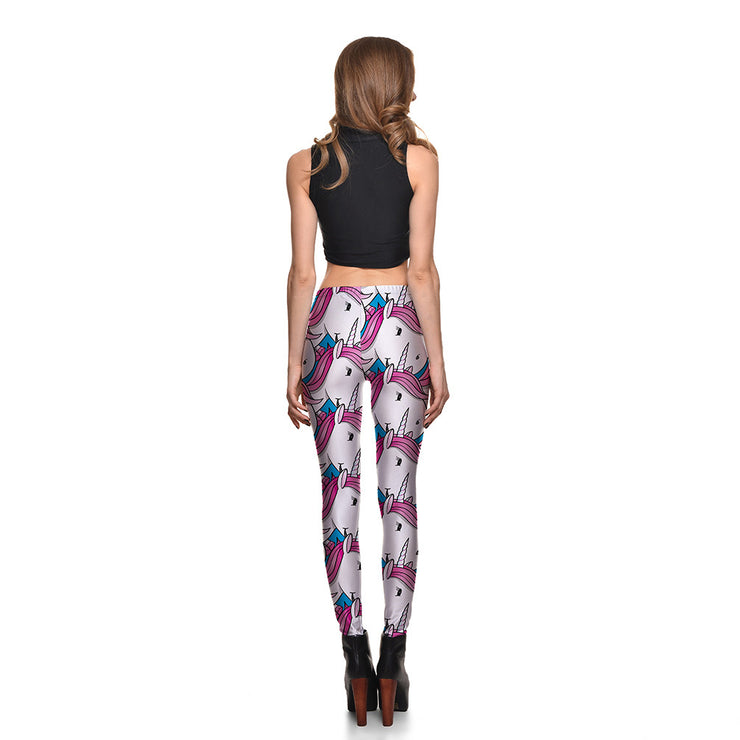 Sweet Unicorn Leggings - Lotus Leggings