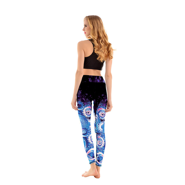 LotusX™ Tentacle Leggings - Lotus Leggings
