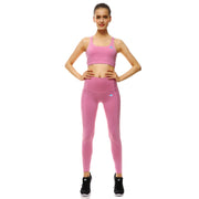 Pretty in Pink PerformX Sports Set - Lotus Leggings