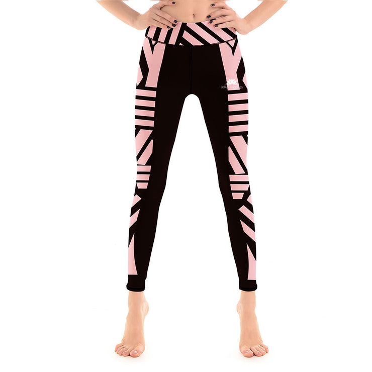 LotusX™ Geo Pink Leggings