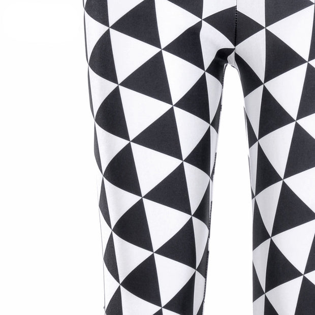 ARGYLE LEGGINGS - Lotus Leggings