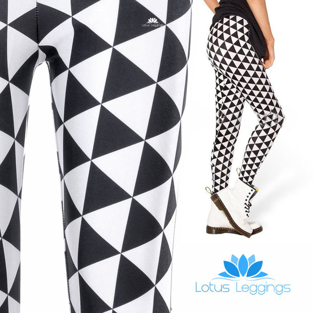 ARGYLE LEGGINGS
