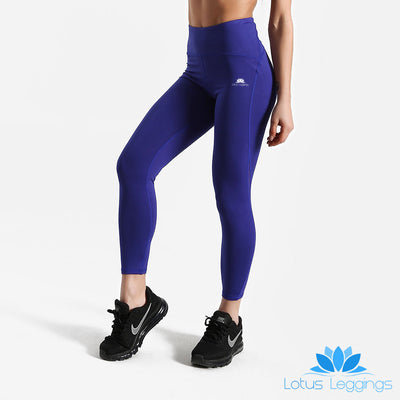BOLD BLUE RaceTEC Leggings