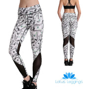Benjamins MaxLite Leggings - Lotus Leggings