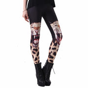 CHEETAH LEGGINGS - Lotus Leggings