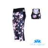 CHERRY BLOSSOMS ATHLETIC SET