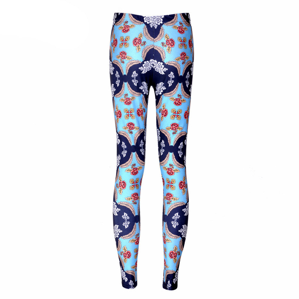 WALLFLOWER LEGGINGS - Lotus Leggings