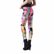 COLOR SWATCH LEGGINGS - Lotus Leggings