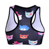 CUTE KITTIES SPORTS BRA
