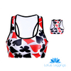 DECK OF CARDS SPORTS BRA