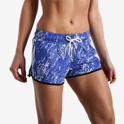 Blue Strike Running Shorts
