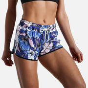 Floral Running Shorts