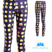 EMOTICON LEGGINGS