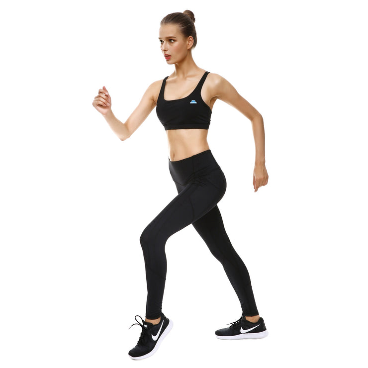 Blackout PerformX Sports Set - Lotus Leggings