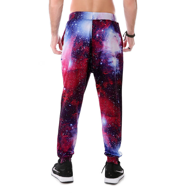 Nebula Galactical Joggers - Lotus Leggings