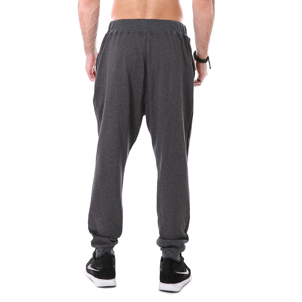 Charcoal Grey Joggers - Lotus Leggings