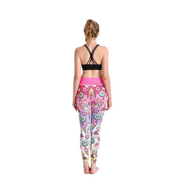 LOTUSX™ Dessert Leggings - Lotus Leggings