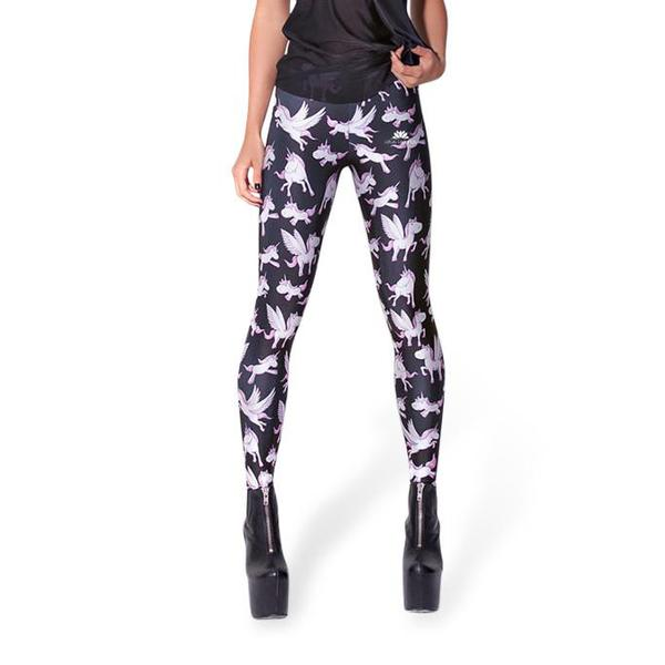FLYING UNICORN LEGGINGS