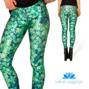 FRESH CLOVER LEGGINGS