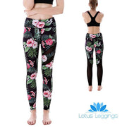 Floral Tropics MaxReveal Leggings