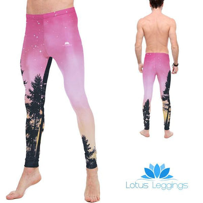 Forest Night Hunt Leggings