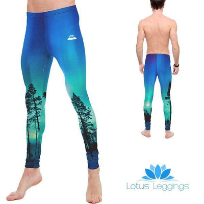 Forest Night Leggings
