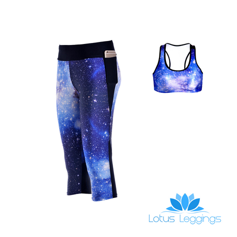 GALAXY ATHLETIC SET
