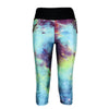 GALAXY ATHLETIC CAPRI
