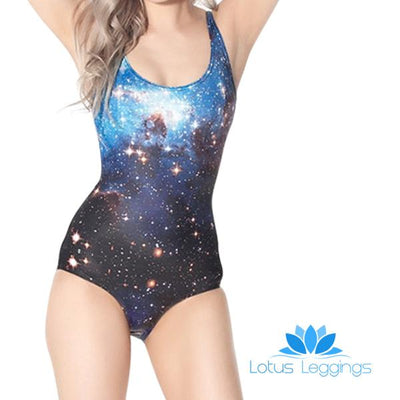 GALAXY ONE PIECE SWIMSUIT