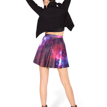 GALAXY SKATER SKIRT - Lotus Leggings