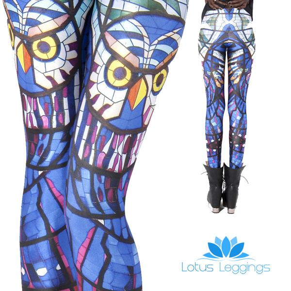 GLASS OWL LEGGINGS