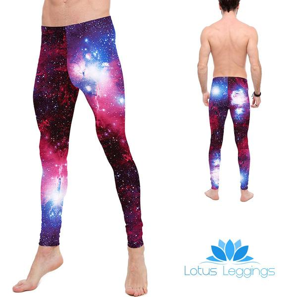 Galactic Nebula Leggings