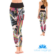 LOTUSX™ Garden of Eden Leggings