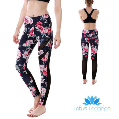 Garden Girl MaxReveal Leggings