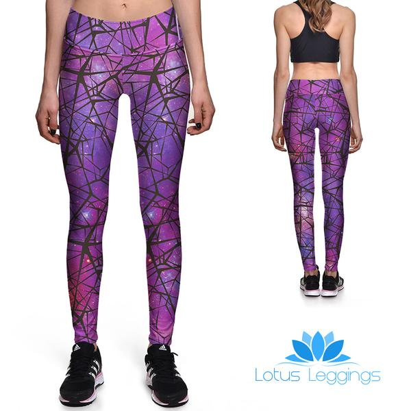 Give Me Space Athletic Leggings