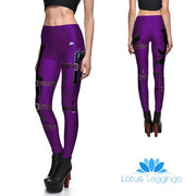 Guns Blazing Leggings